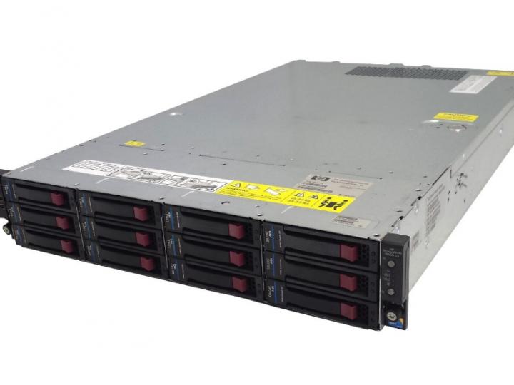 HP StorageWorks P4500 G2