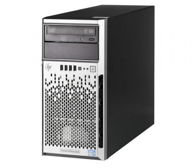 HP ProLiant Szerver ML310e Gen8 v2
